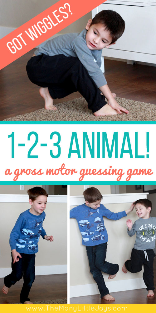 This simple, no-prep game is a great way to get your kids' wiggles out--not to mention it will help them practice counting and develop gross motor skills, too!