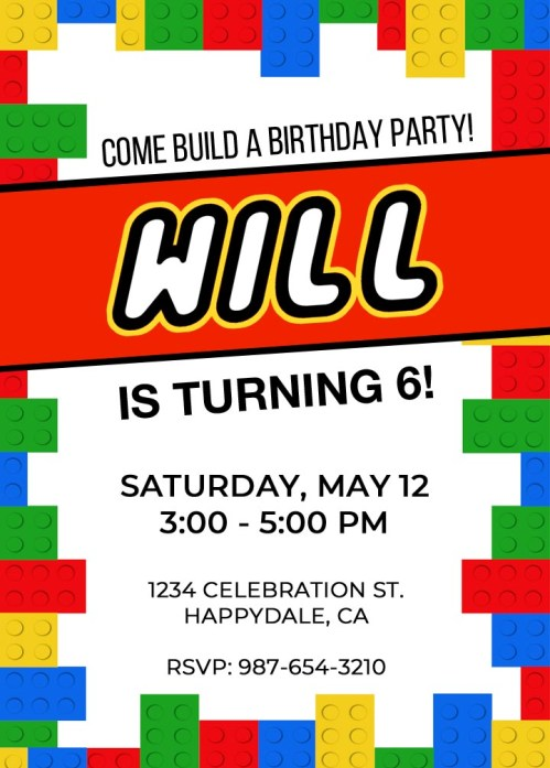 How To Throw A Lego Birthday Party A Real Mom S Guide The