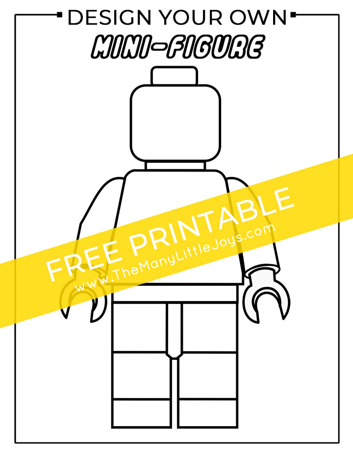 photograph regarding Printable Lego Faces titled How in direction of toss a Lego birthday celebration: a correct mothers advisor - The