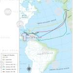 Voyages Of Columbus 1492 1504