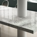 White Granite Surface Sensa Colonial White For Sale Uk The Marble Store