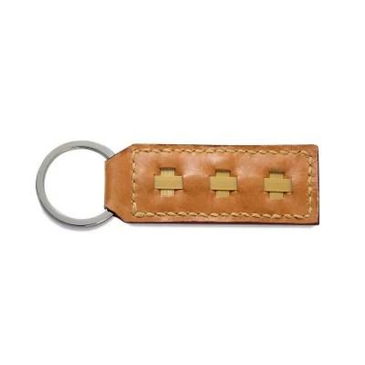 Key Rings-Hazelnut Brown