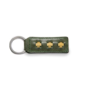 Key Rings-Olive Green
