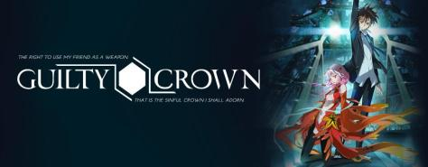 Guilty Crown art and logo