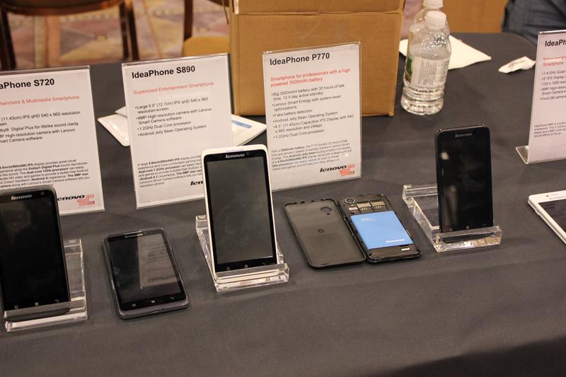 Lenovo Cell Phones