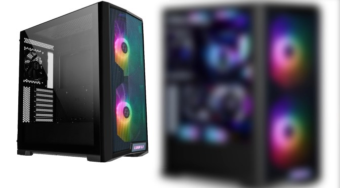 More bigger, more better baby! LIAN LI releases the LANCOOL 215 with giant fans