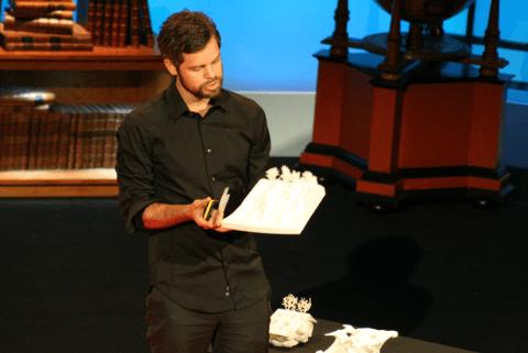 Magnus Larsson at TEDGlobal in Oxford