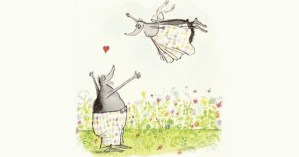 Artist Ronald Searle's Tender Illustrated Love Letter to His Wife Recovering from Cancer