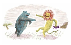 Bear Despair: A Charming Illustrated Wordless Story of Obsessiveness and Perseverance