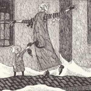 """The Green Beads: Edward Gorey and the """"Disturbed Person"""""""