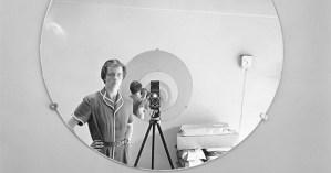 Mysterious Street Photographer Vivian Maier's Self-Portraits