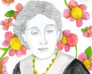 Teenage Virginia Woolf on the Human Mind