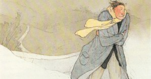 """Lisbeth Zwerger's Rare and Soulful 1984 Illustrations for Oscar Wilde's """"The Selfish Giant"""""""