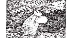 Control, Surrender and the Paradox of Self-Transcendence: Vintage Wisdom from the Moomins