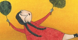 Thea's Tree: An Illustrated Ode to Daydreaming, the Passage of Time, and the Gift of Human Imagination
