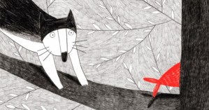 The Sea: A Sweet Wordless Story about Pursuit and Surrender, Dread and Desire, Disappointment and Triumph