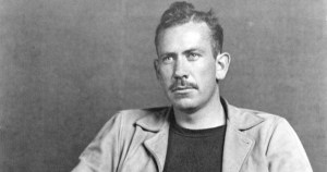 Computer Crashes Before Computers: When John Steinbeck's Dog Ate His Manuscript