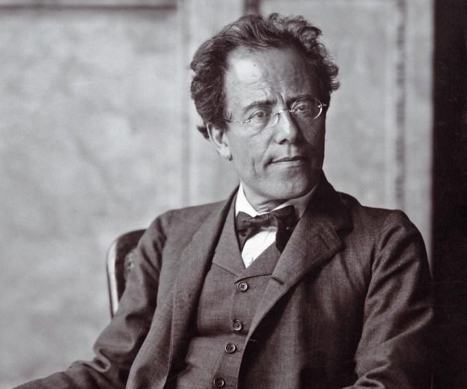 Gustav Mahler, 1902
