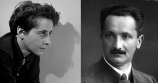 The Remarkable Love Letters of Hannah Arendt and Martin Heidegger