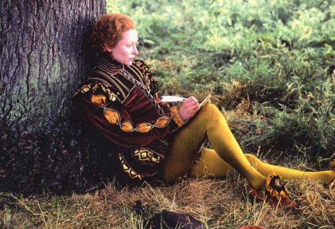 Tilda Swinton as Orlando