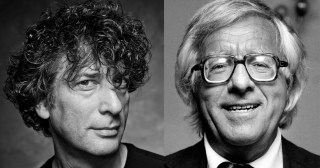 "Neil Gaiman Reads ""The Man Who Forgot Ray Bradbury,"" His Lovely Present for Bradbury's 91st and Final Birthday"