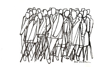 On Nonconformity: Artist Ben Shahn's Spirited Defense of Nonconformists as Society's Engine of Growth and Greatness