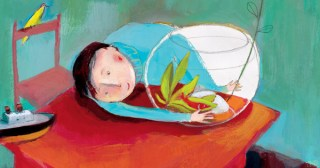 This Is a Poem That Heals Fish: An Almost Unbearably Wonderful Picture-Book About How Poetry Works Its Magic