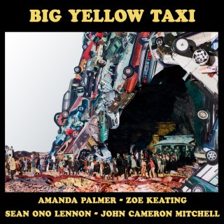 """Amanda Palmer and The Decomposers Cover Joni Mitchell's """"Big Yellow Taxi"""" in Tribute to Rachel Carson"""