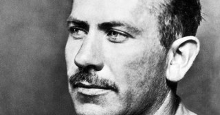 What It Means to Be a Writer: John Steinbeck's Nobel Prize Acceptance Speech About Slicing Through Humanity's Confusion