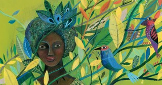 Planting Trees as Resistance and Empowerment: The Remarkable Illustrated Story of Wangari Maathai, the First African Woman to Win the Nobel Peace Prize