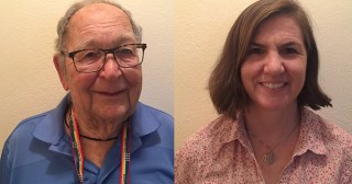 Coming Out in the Time of COVID: A 90-Year-Old Man's Moving Conversation with His Daughter During the Quarantine
