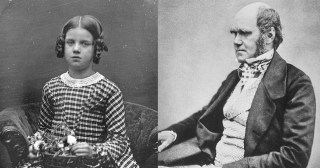 Love, Loss, and the Banality of Survival: Charles Darwin, His Beloved Daughter, and How We Find Meaning in Mortality