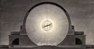 A Cenotaph for Newton: The Poetry of Public Spaces, the Architecture of Shadow, and How Trees Inspired the World's First Planetarium Design