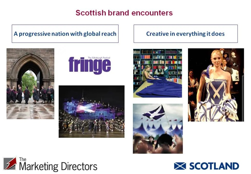 Scottish Brand Encounters