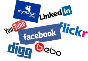 Some social media websites