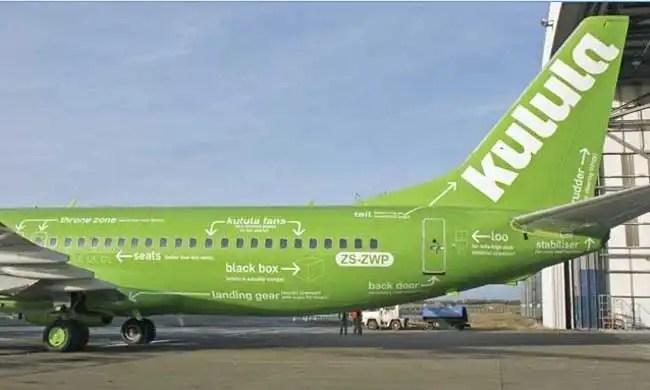 Kulula airline-body
