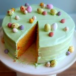 AD – Apple & Marzipan Cake