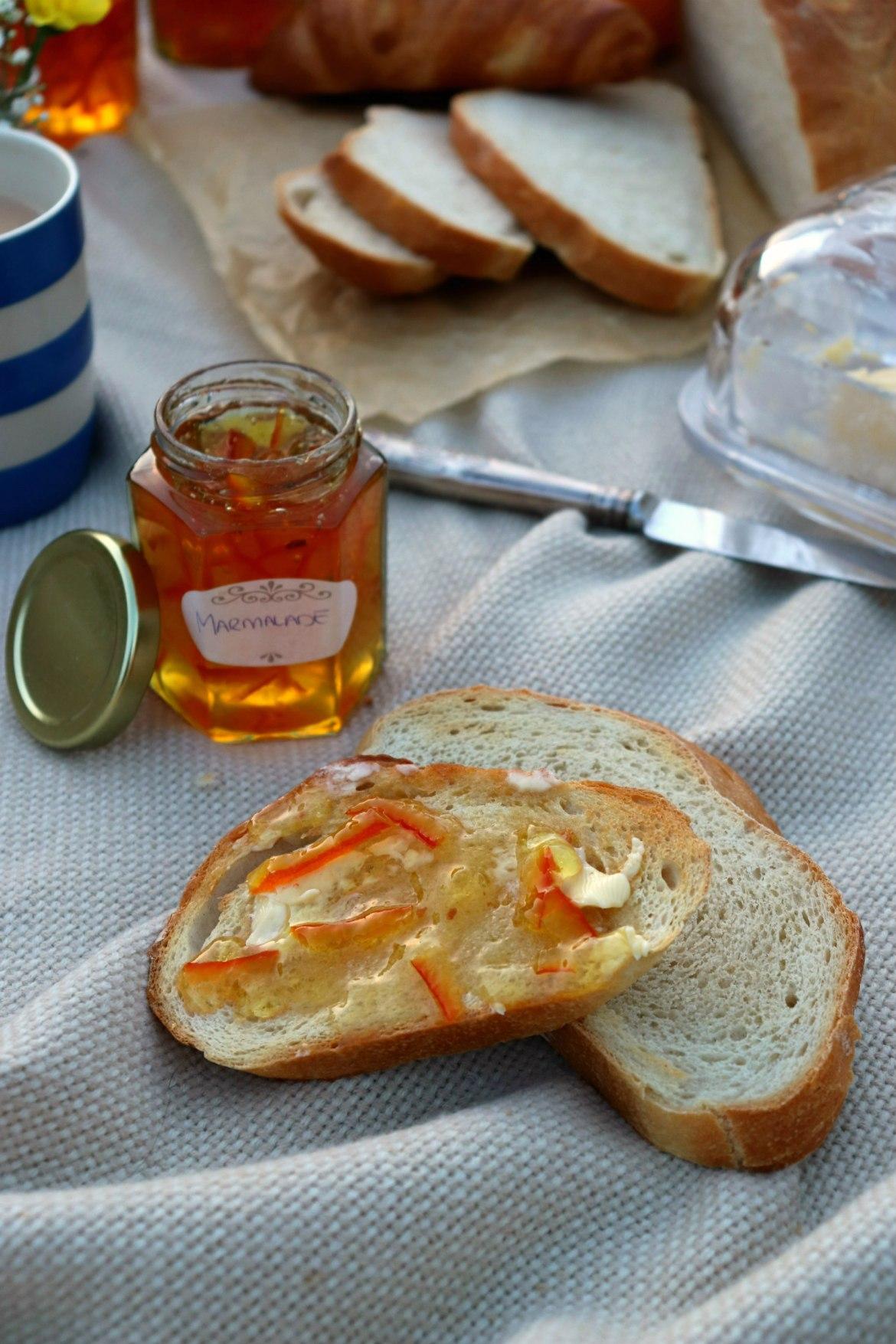 breakfast marmalade