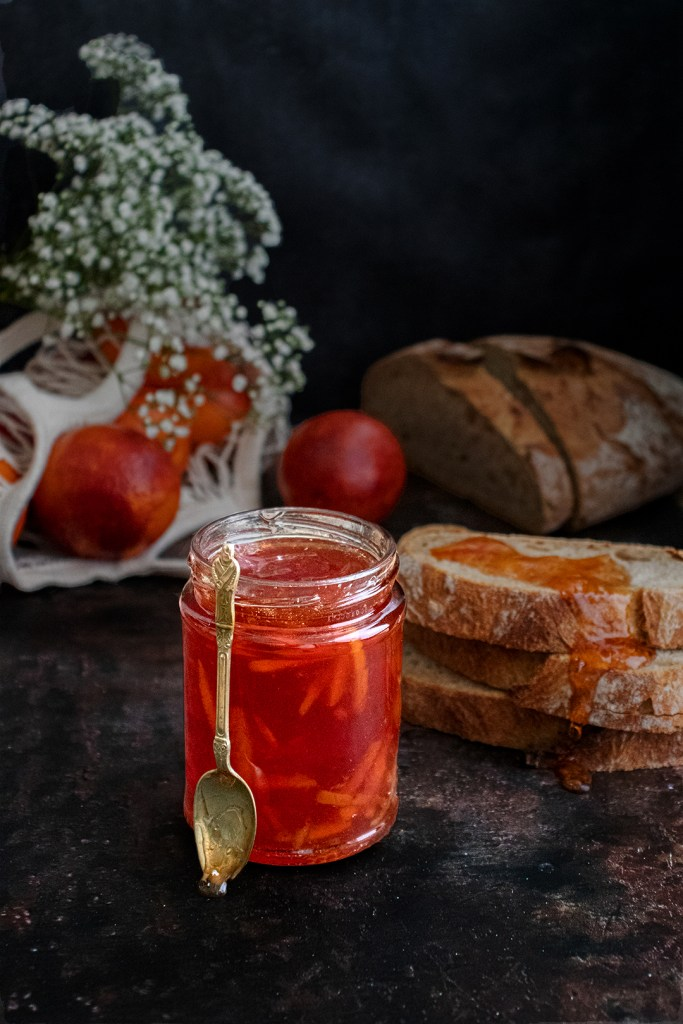 blood orange marmalade