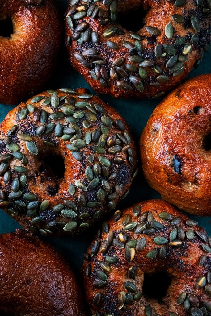 date & cinnamon bagels