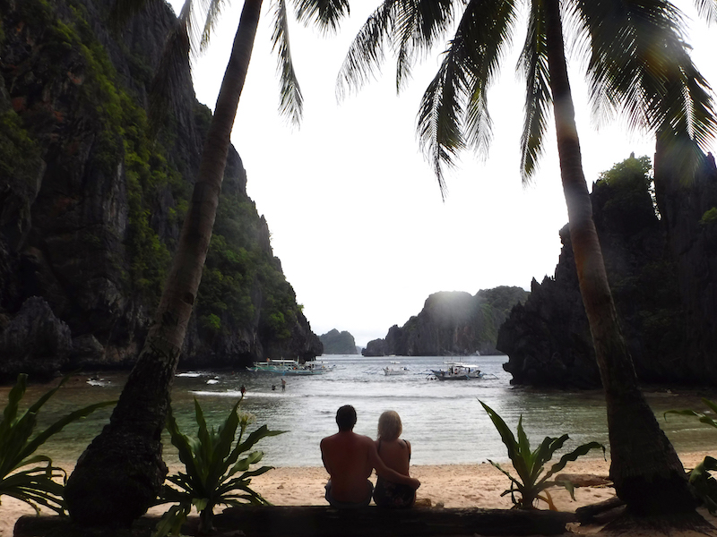El Nido island hopping tours in Palawan, Philippines - The Married Wanderers