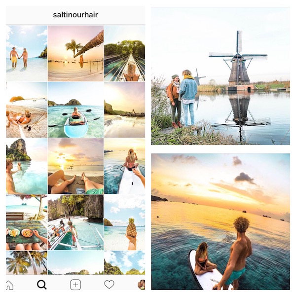 The Most Inspiring Travel Couples on Instagram   The Married