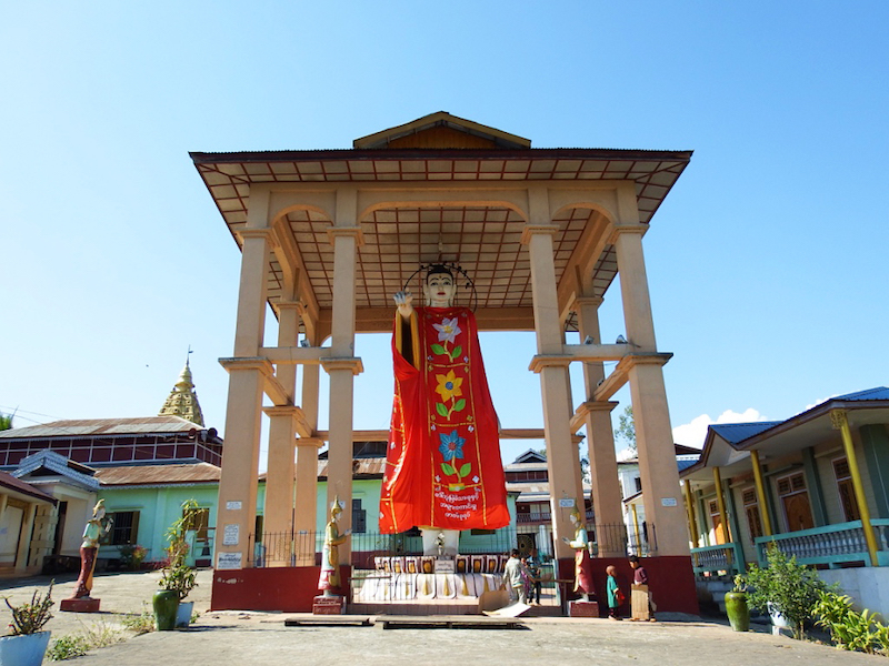 What to do in Hsipaw