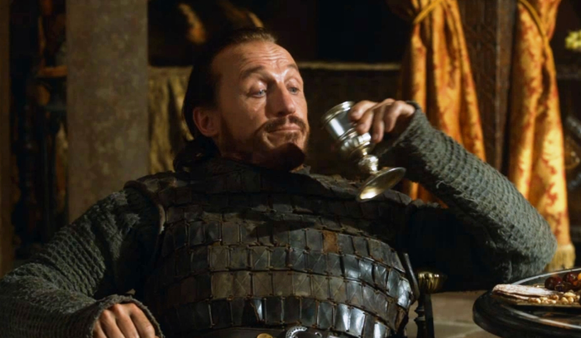 Image result for bronn game of thrones