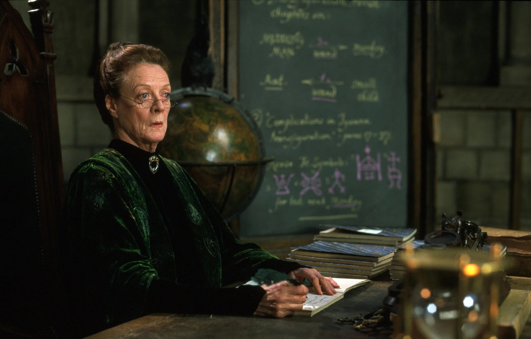 Teacher Creates Harry Potter Classroom