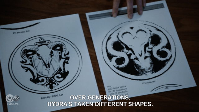Congratulations! Your RAM ICON has evolved into HYDRA LOGO.
