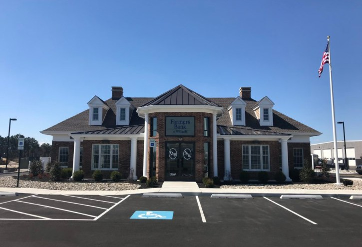 Farmer's Bank of Willards – Millsboro, DE