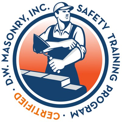 D.W. Masonry, Inc. - Safety Training Certified