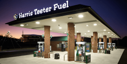 Harris Teeter Fueling Station - Selbyville, DE
