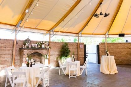 Tidewater Inn Gold Room Garden - Easton, MD